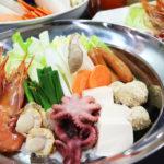 BBQ鍋食べ放題プラン/大人 2,800円他/店舗:Seafood&Grill YAKIYA